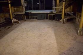 Tanzfläche & Bühne