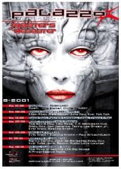 Flyer Monatsprogramm September 2001