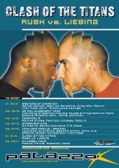 Flyer Monatsprogramm Oktober 2002