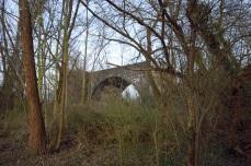 Hindenburgbrücke Vorbrücke