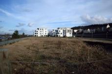 Gartenstadt mit Bebauungsfläche für 2ten Bauabschnitt