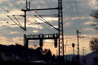 Bahnanlagen zwischen Kempten und Bingen